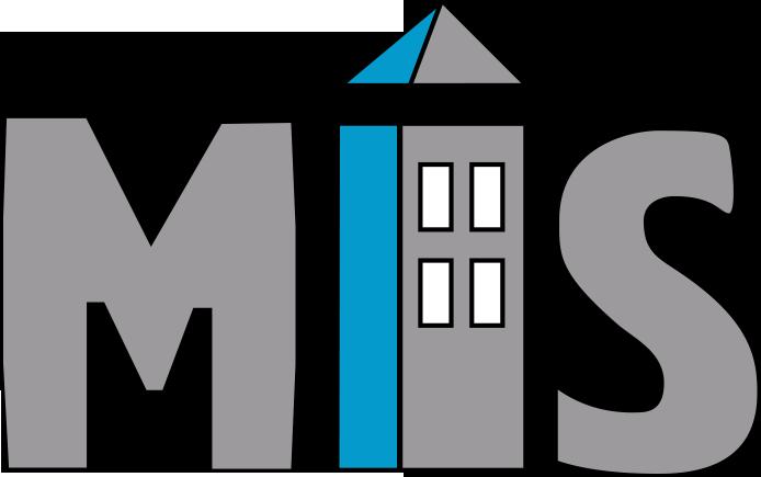 upravljanje objektov MIS logotip